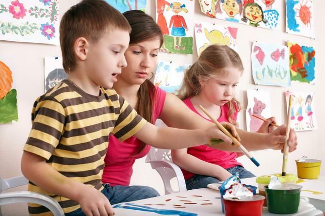 мастер классы для детей по рисованию