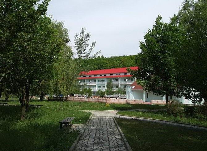 санаторій Теплиця в місті Віноградів