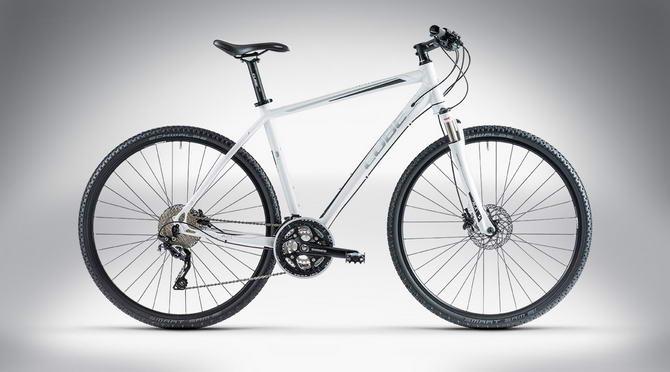 туристичний велосипед Cube Nature Pro