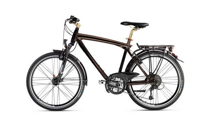 туристичний велосипед BMW Touring Bike