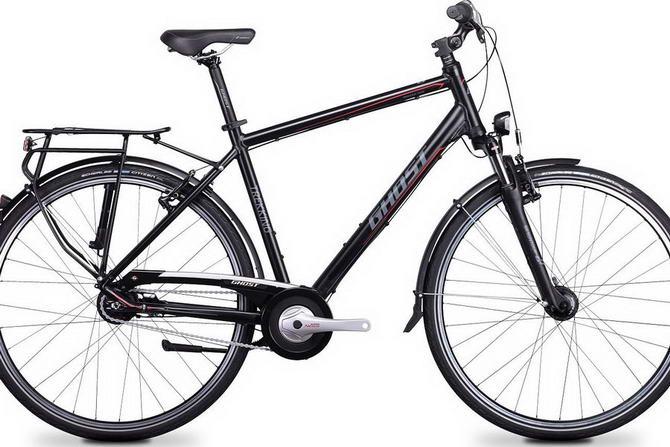 туристичний велосипед Ghost Trekking 3500 Nexus