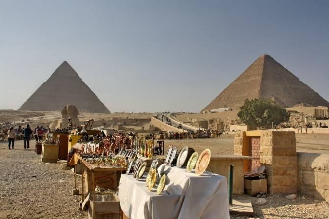 Пирамиды Гиза