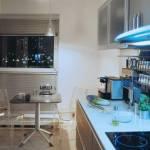 Советы по дизайну крохотной кухни и подбору мебели