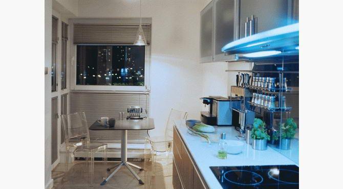 дизайн крохотной кухни