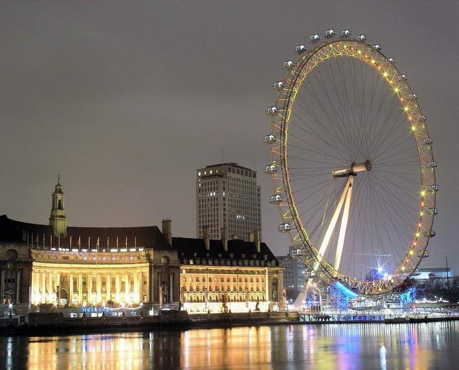 Лондонське око. Фото 6