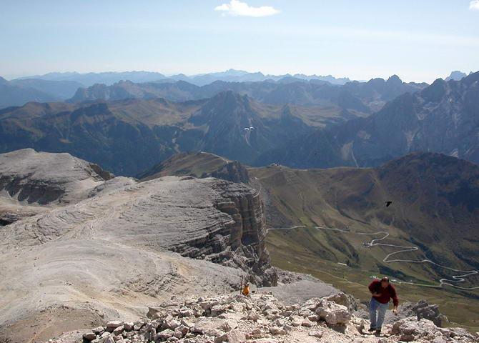 прогулянки по гірських стежках
