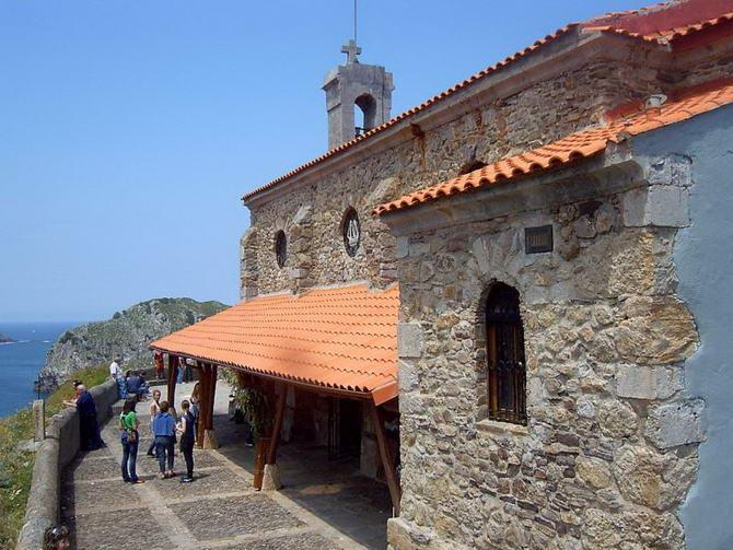 каплиця Сан-Хуан-де-Гастелугаче