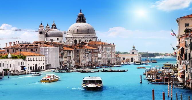 туристична подорож в Італію