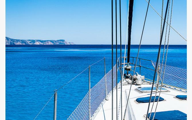 оренда яхти в Греції