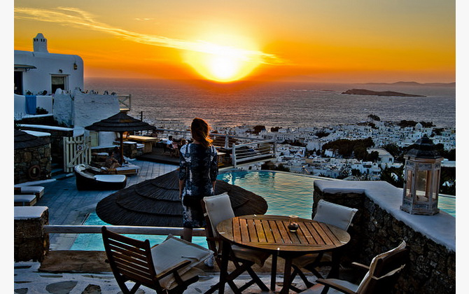 варіанти відпочинку у Греції