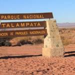 Скарб Аргентини: Національний парк Талампайа