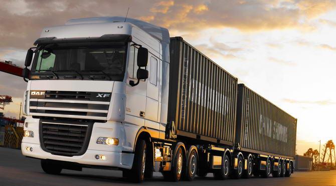 Автомобільні вантажоперевезення