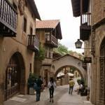 Іспанське селище (Poble Espanyol) у Барселоні
