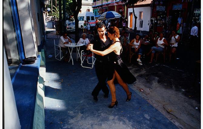 танго у Буенос-Айресі