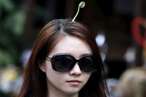 Нові модні тенденції в Китаї