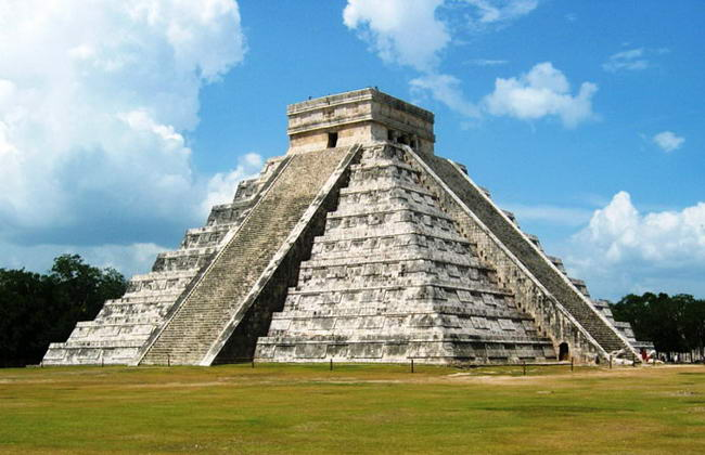 Чічен-Іца в Мексиці