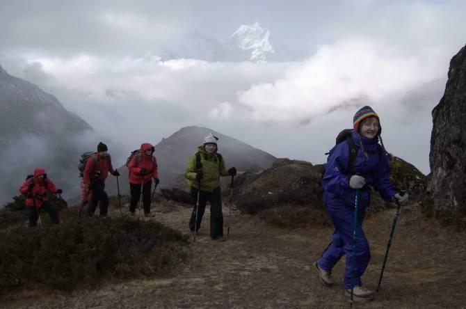 пешехдные туры в Непал