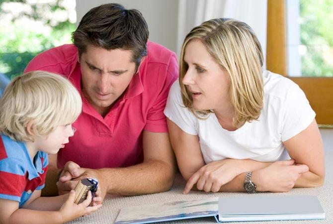 Спілкування з дітьми - важливий крок до розуміння