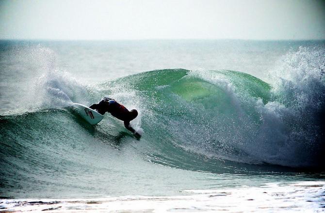 серфінг в Португалії