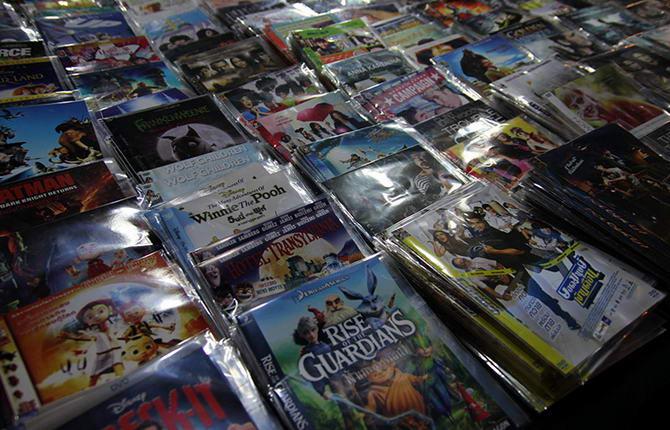 лицензионные диски в формате Blu-ray