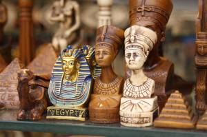 Сувеніри з Єгипту