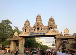 Таїланд обмежить «сухопутні» візи для туристів