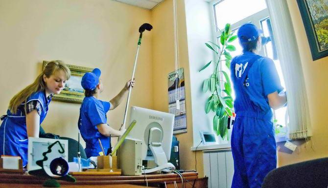 прибирання офісів в Києві