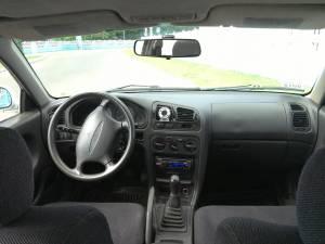 Удобства и микроклимат в автомобиле Mitsubishi Galant