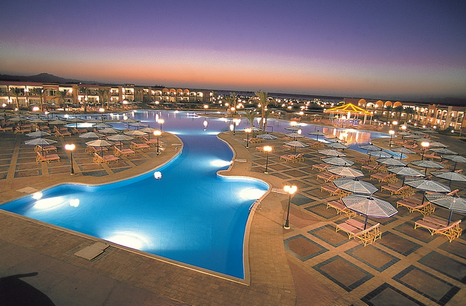 Шарм-ель-Шейх. Готель Moderna Calimera Resort