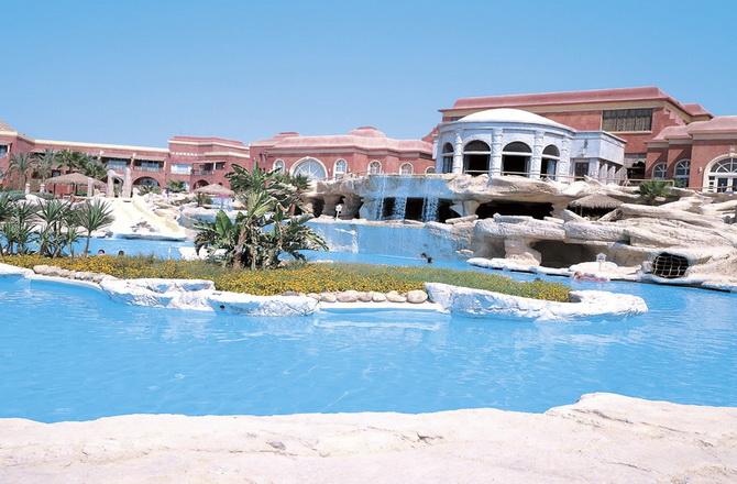 Шарм-ель-Шейх. Готель Laguna Vista Beach Resort