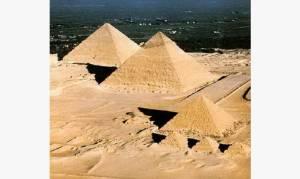 Загадки пірамід Гізи