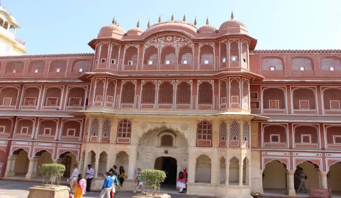 Джайпур. Комплекс Міського палацу