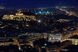 Афіни в числі найекономічніших європейських столиць в жовтні