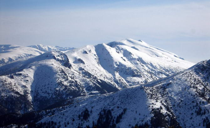 Рильські гори