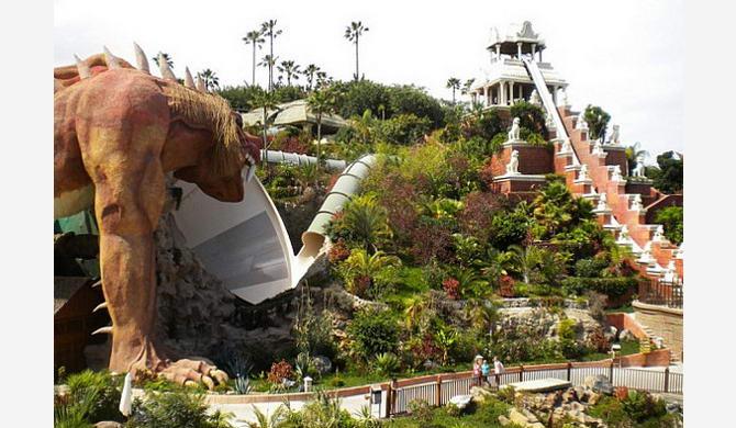 парк розваг на Тенеріфе