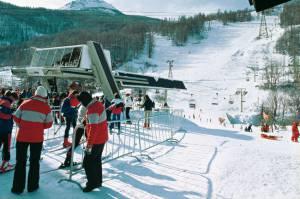 горнолыжных курорт Serre Chevalier