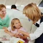 Как правильно купить авиабилеты для детей