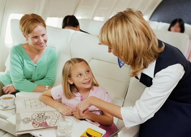авиабилеты для детей