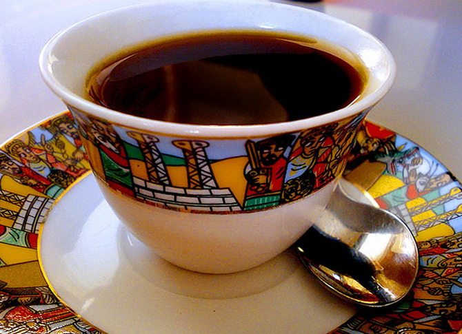 кава Ефіопії