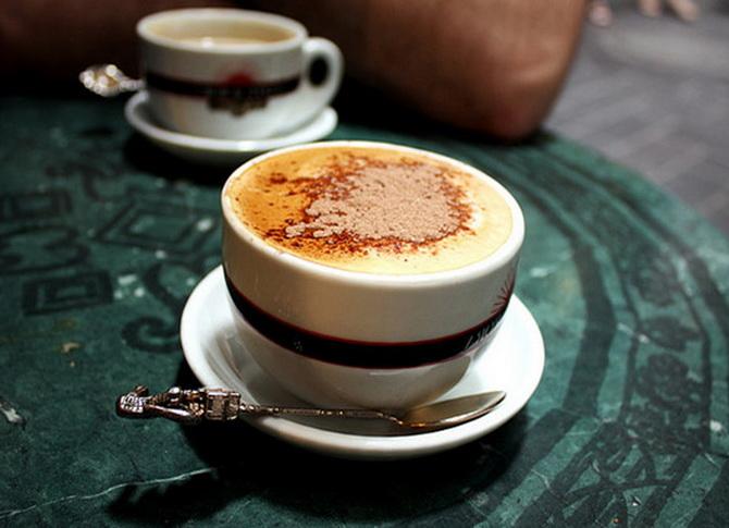 кава в Мельбурні