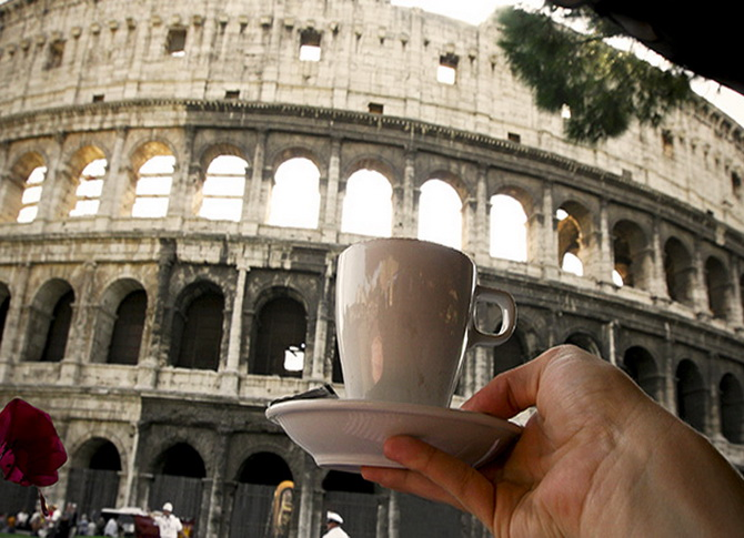 эспрессо в Італії