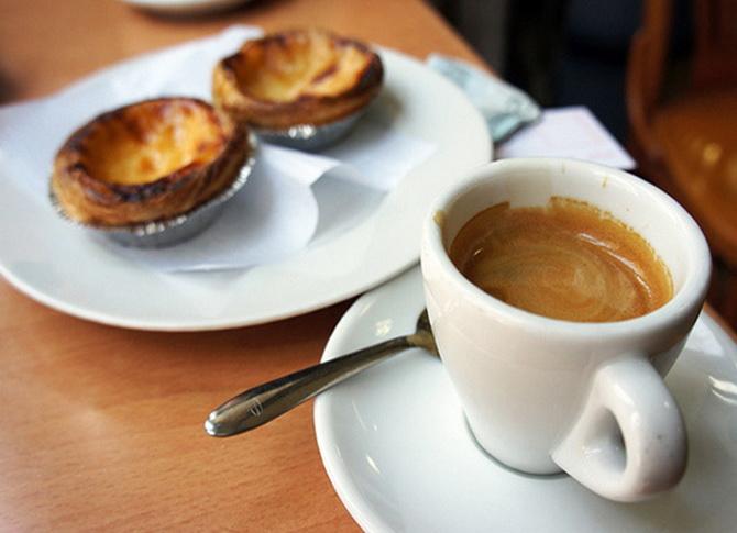 кава в Лісабоні