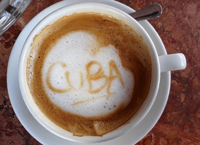 кава в Гавані