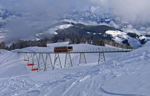 Курорт Елльмау: 250 км гірськолижних трас для усіх