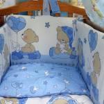 Набори в дитяче ліжко: що треба знати при виборі?