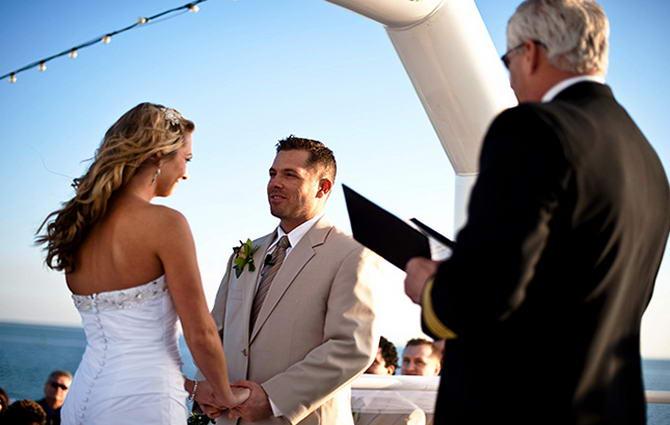 весілля на лайнері