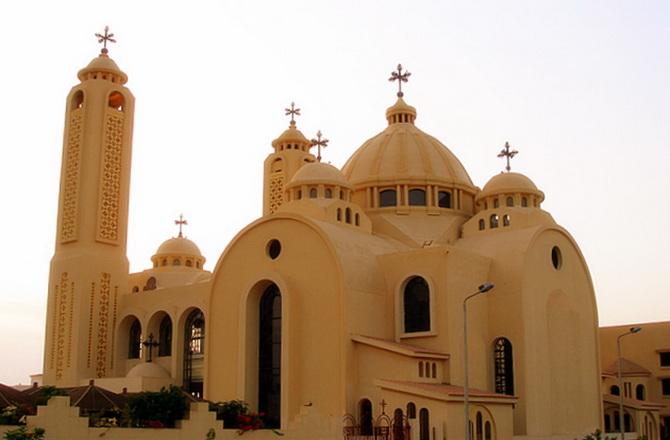Коптська церква в Хургаді