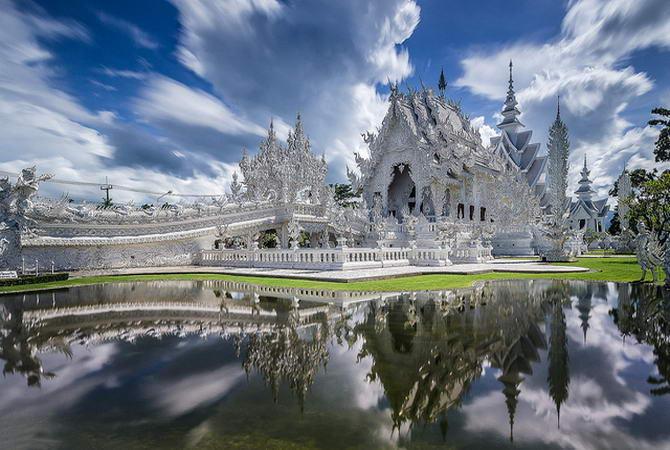 Білий храм, Таїланд
