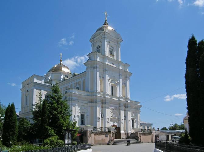 Троїцький собор у Луцьку