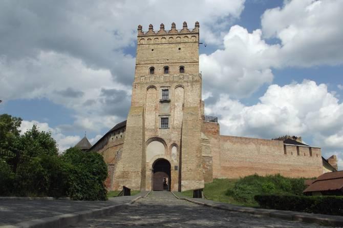 Луцький замок князя Любарта